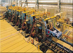 Are Hot strip mills consider, that
